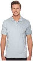 Puma Asymmetrical Fade Polo Men's Short Sleeve Knit