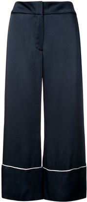 Monse Wide-Leg Pyjama Trousers