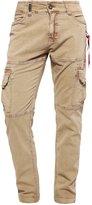 Alpha Industries Spotter Cargo Trousers Khaki