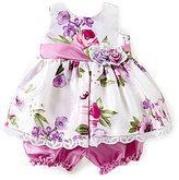 Jayne Copeland Baby Girls 12-24 Months Floral-Print Dress