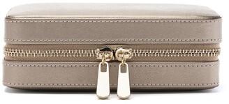 Wolf Zipped Jewellery Case