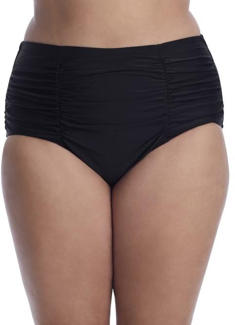 Thumbnail for your product : Raisins Curve Plus Size Alicante Costa High-Waist Bikini Bottom