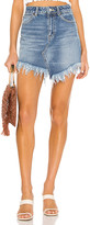 Free People Bailey Denim Mini Skirt. - size 24 (also