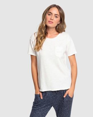 Roxy Womens Star Solar Pocket T Shirt