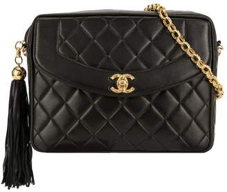 Chanel Pre-Owned 1992 tassel bijoux shoulder bag