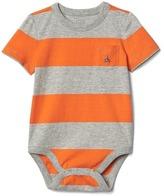 Gap Stripe pocket bodysuit