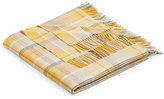 Marks and Spencer Wool Moons Checked Throw