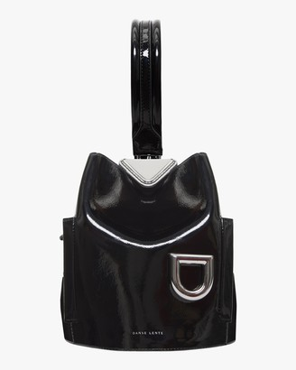 Danse Lente Patent Leather Josh Bag