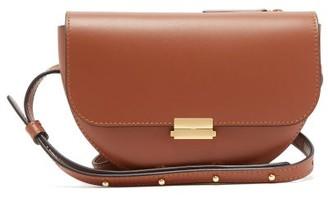 Wandler Anna Buckle Leather Belt Bag - Womens - Tan