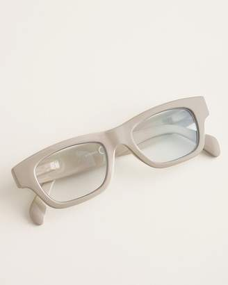 Peepers Focus Scandi Taupe Reading Glasses