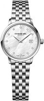 Raymond Weil Women's 'Toccata' Swiss Quartz Stainless Steel Dress Watch, Color:Silver-Toned (Model: 5988-ST-97081)