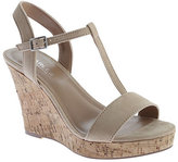 Charles by Charles David Women's Libra T Strap Wedge Sandal