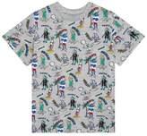 Stella McCartney Arlo Alien T-Shirt