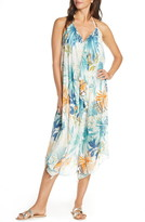 Pool' Pool To Party Branch Breeze Cover-Up Dress