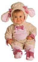Rubie's Costume Co Costume Co R885354-I218 Pink Lamb Newborn/Infant