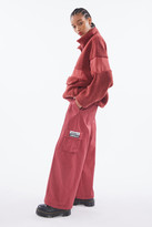 Adidas Uo Exclusive Twill Wide Leg Pant