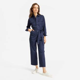 Everlane The Modern Utility Jumpsuit