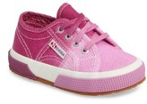 Superga Toddler Girl's Ombre Classic Sneaker