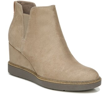 Dr. Scholl's Johnny Wedge Bootie