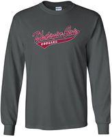 Men's Washington State Cougars McFly Long-Sleeve Tee
