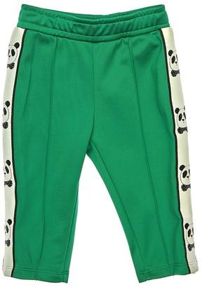 Mini Rodini Recycled Polyester Sweatpants
