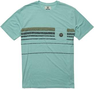 VISSLA Lake Street Pocket T-Shirt - Men's