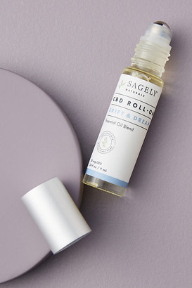 Sagely Naturals Drift & Dream Roll-On By Sagely Naturals in White Size ALL