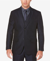 Perry Ellis Men's Classic-Fit Navy Sport Coat