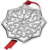 Mikasa Towle® 2017 Sterling Celtic Ornament 18th Edition