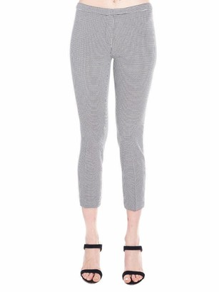 Theory Skinny Cropped Trousers