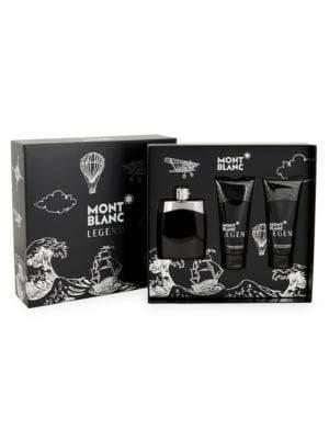 Montblanc Legend Men's Shower 3-Piece Set