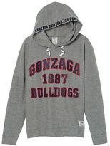 Victoria's Secret Victorias Secret Gonzaga University Crossover Pullover Hoodie