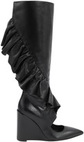 J.W.Anderson Black Leather Boots