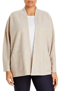 Eileen Fisher, Plus Size Wool Jacket