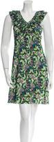 Etro Sleeveless Floral Dress