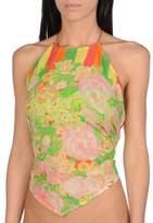 Versace Beach dress