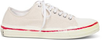 Marni Low-top Sneakers In Canvas