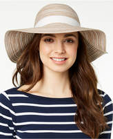 INC International Concepts I.n.c. Metallic Textured Packable Hat, Created for Macy's