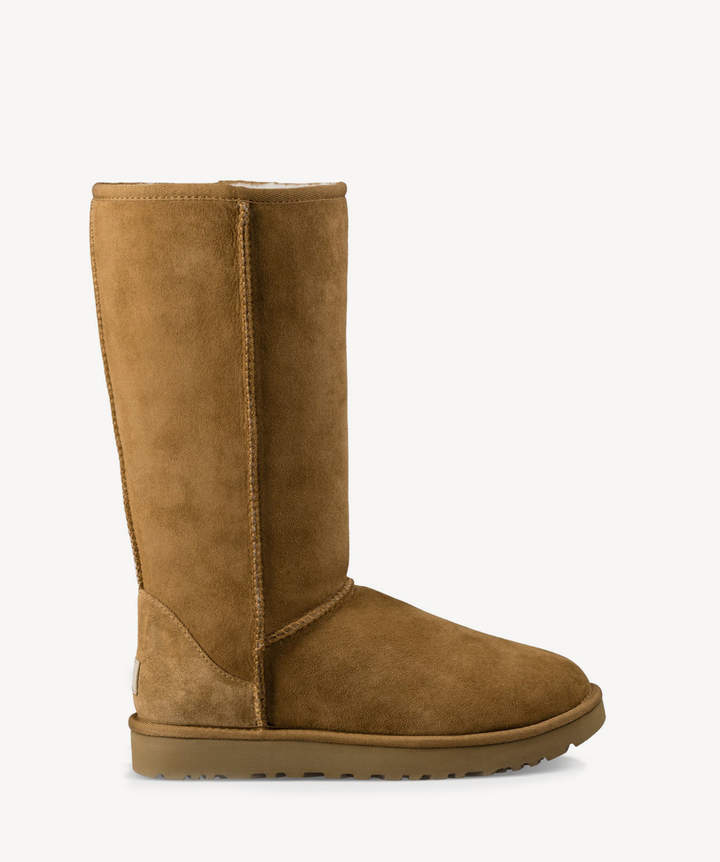 8f1541653f6 Women's Classic Tall Ii Suede Boots Chestnut Size 5 From Sole Society