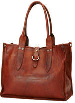 Frye Women's Amy Shopper - Cognac Tote Handbags