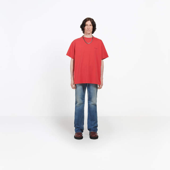 Balenciaga logo printed T-shirt