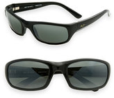Maui Jim Men's 'Stingray - Polarizedplus2' 56Mm Sunglasses - Black