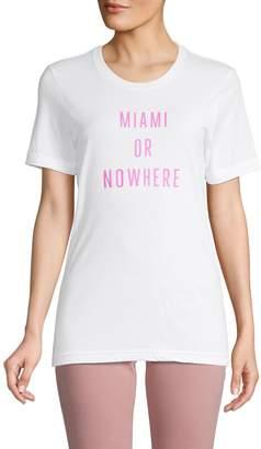 Knowlita Miami Or Nowhere Tee