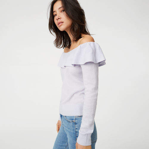 Club Monaco Quella Cashmere Sweater