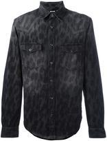 Just Cavalli animal print shirt