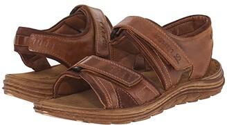 Josef Seibel Raul 19 (Castagne/Brasil) Men's Sandals