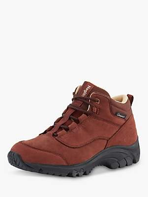 Haglöfs Kummel Proof Eco Women's Walking Boots, Maroon Red