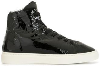 Officine Creative Hi-Top Sneakers