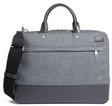 Jack Spade Men's Tech Oxford Briefcase - Grey