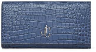 Jimmy Choo Martina embossed style wallet